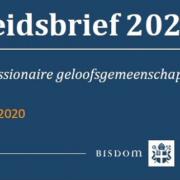 Beleidsbrief 2020